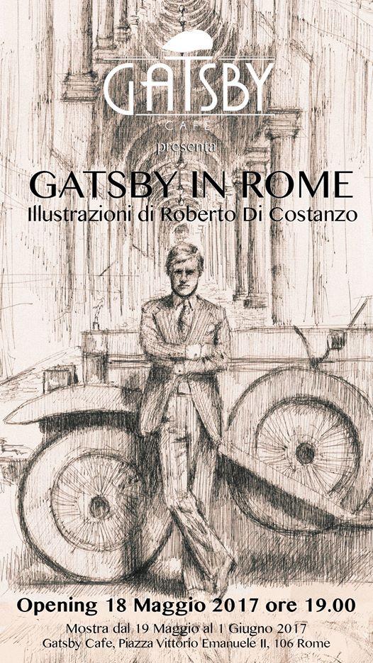 Gatsby in Rome